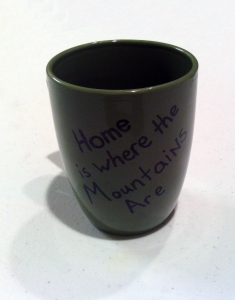 DIY Mugs-Home is Where the Mountains Are