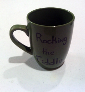 DIY Mugs-Rocking the Fiddle