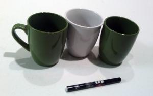 DIY Mugs-Supplies Used