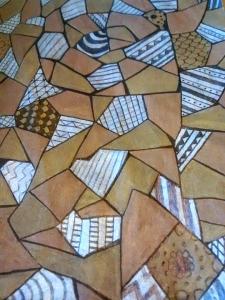 GeometricLine Doodle