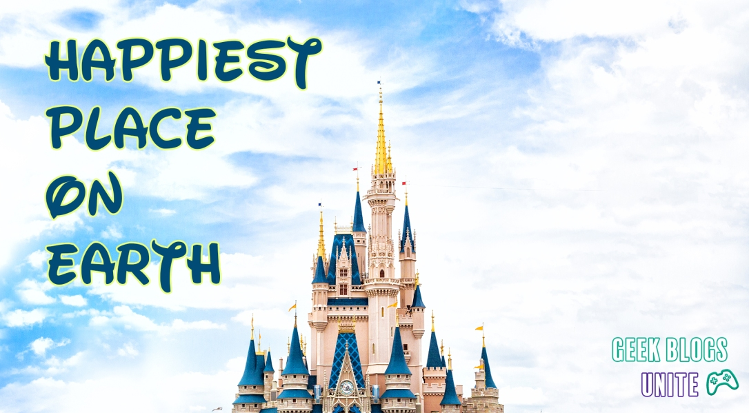 Geek Blog Unite-Disney Theme