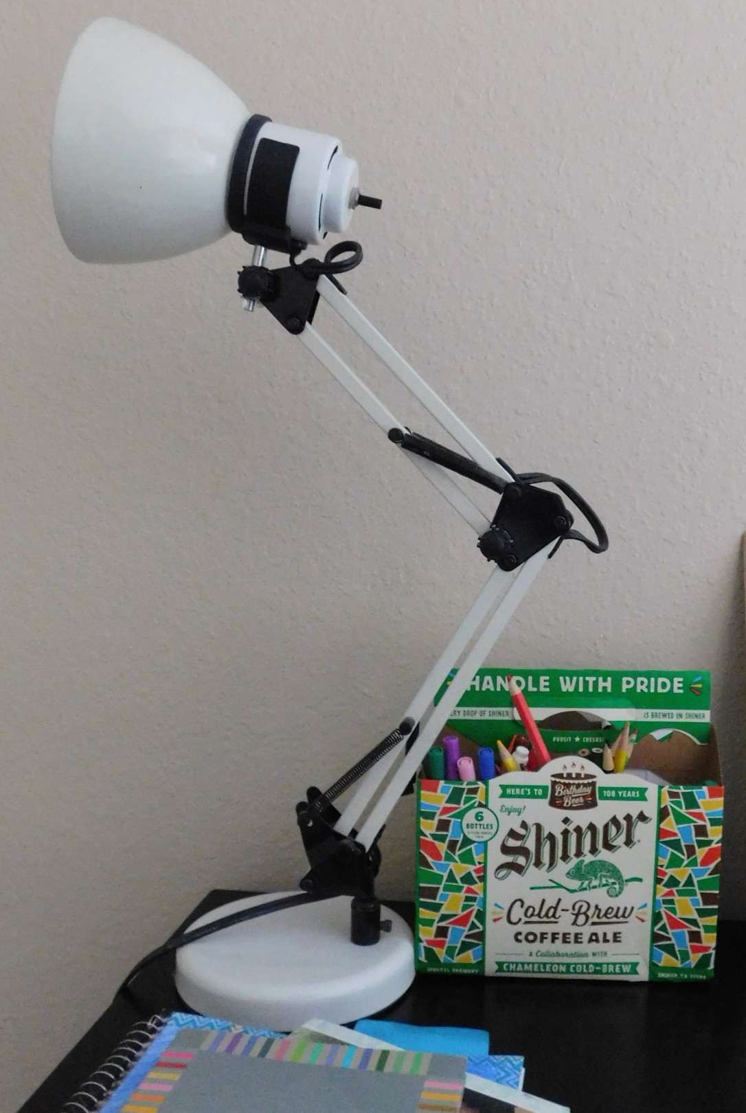 My Lamp_Pencil Holder